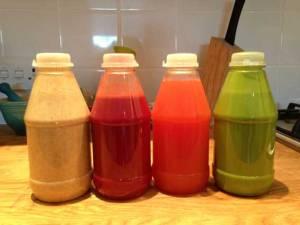 Reboot Juice Cleanse